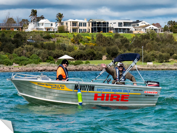 Clifton Springs Boat Hire